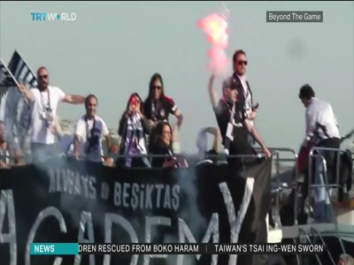 TRT World HD